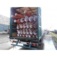 Поставка полипропиленовых гофрированных труб для наружной и  ливневой канализации