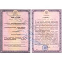 Помощь в получении Лицензии на реставрацию