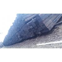 Утилизация (переработка), обезвреживание деревянных шпал