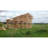 Строительство каркасных домов под ключ от 7500 руб/кв.м.