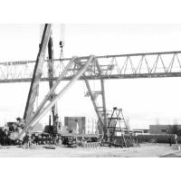 Монтаж и демонтаж кранов мостовых, козловых, кран балок