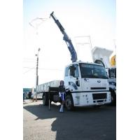 Аренда манипулятора 3-12 тонн, 950 рублей в час.