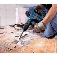 Демонтаж стяжки и любого напольного покрытия