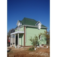 Строительство дома 60 м2 за 3 месяца