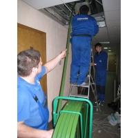 Очистка системы вентиляции, прочистка дымоходов, дезинфекция воздуховодов