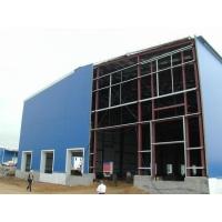 Изготовление и монтаж быстровозводимых металлоконструкций и зданий