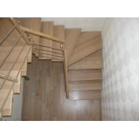 Беркана - Лестницы  деревянные, комбинированные (металл, дерево, нержавейка, стекло)