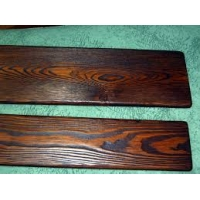 Броширование  древесины
