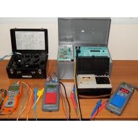 Замеры электротехнической лаборатории