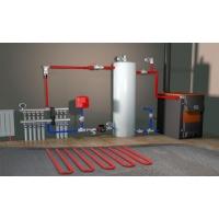 монтаж отопления водоснабжения