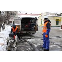 Устранение засоров (прочистка канализационных систем)