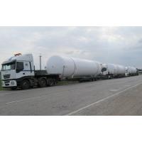 Автоперевозки габаритных и негабаритных грузов