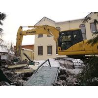 Демонтаж домов, снос зданий, разборка сооружений, Москва