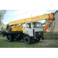 Автокран 14 - 25 тонн