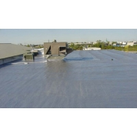 Бесшовная гидроизоляция напылением полимочевины