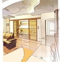 Проект-дизайн интерьера