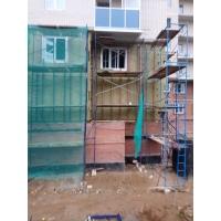 Изготовление и монтаж вентилируемых фасадов.