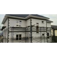 Фасадные работы (ремонт, утепление, облицовка)