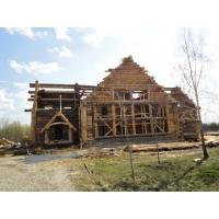 Конопатка!Шлифовка деревянных домов