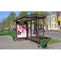 Производство, Согласование, Установка остановок общественного транспорта и автопавильонов