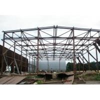 Строительство ангара от 400 до 10000 кв. м