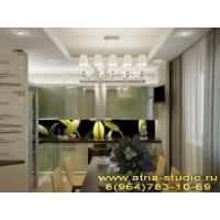 Дизайн интерьера, дизайн квартир, загородных домов, салонов, офисов.
