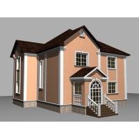Эскизное проектирование коттеджей, оформление фасадов