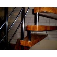 Дизайн, проектирование, изготовление, монтаж, реставрация и ремонт любых лестниц.