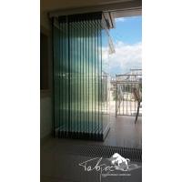 Раздвижная стеклянная стена (Безрамное остекление)