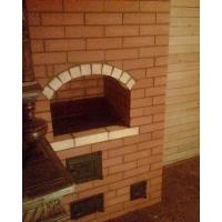 строительство и ремонт печей, каминов и барбекю