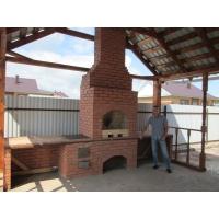 Строительство (кладка) печей, каминов, барбекю, услуги печника