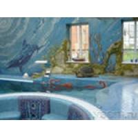 Укладка мозайки,изготовление витражей
