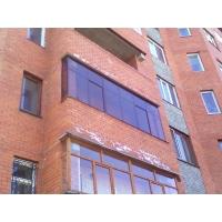 Демонтаж,монтаж балконных конструкций