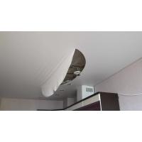 Ремонт натяжного потолка (порезы, проколы, замена)