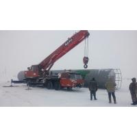 Свободный автокран в Казани 50 т - 48 м