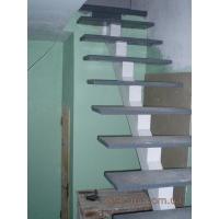изготовление лестниц из металла по месту