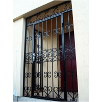 Ворота, калитки, шлагбаумы