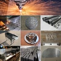 Лазерная резка металла в Красноярске