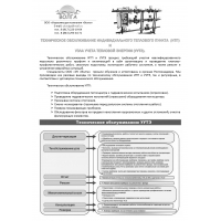 Техническое обслуживание Индивидуального Теплового Пункта и Узла Учета Тепловой Энергии.