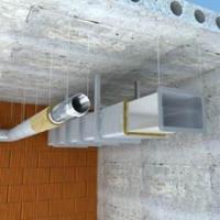 Обмотка вентиляционных систем