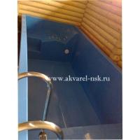 производство бассейнов композитных (из стеклопластика)
