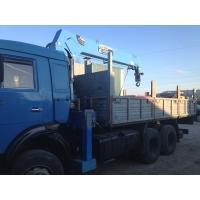 Манипулятор на базе Камаз 10 тонн в аренду