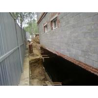 Гидро и теплоизоляция кирпичных и бетонных конструкций
