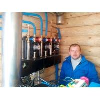 Выполним газификацию, смонтируем систему отопления