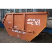 Вывоз мусора в контейнерах-накопителях