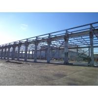 """Строительство ангаров, производственных помещений из металлоконструкций """" под ключ""""."""