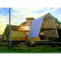 Каркасные купольные дома
