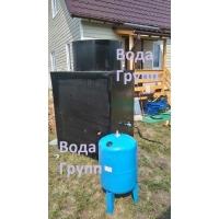Монтаж водоснабжения и отопления