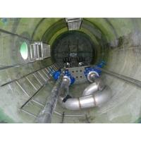 Монтаж КНС канализационные насосные станции