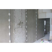 Выравнивание стен по «Маякам»